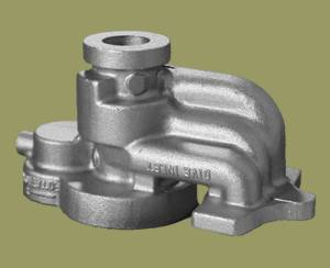 Castings Photo- Aircraft Pump Housing